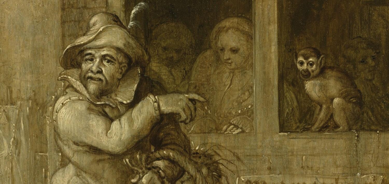 Adriaen Pietersz van de Venne. Correspondentie Charles Baudelaire. Vertaling correspondentie Baudelaire, vertalingen Vivienne Stringa.