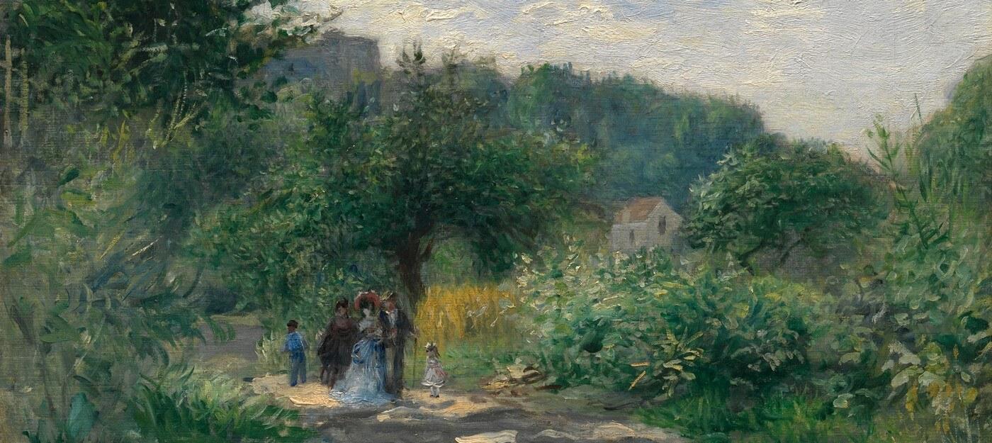 Auguste Renoir. 1870. Baudelaire. Brieven aan zijn moeder. Vertalingen Vivienne Stringa