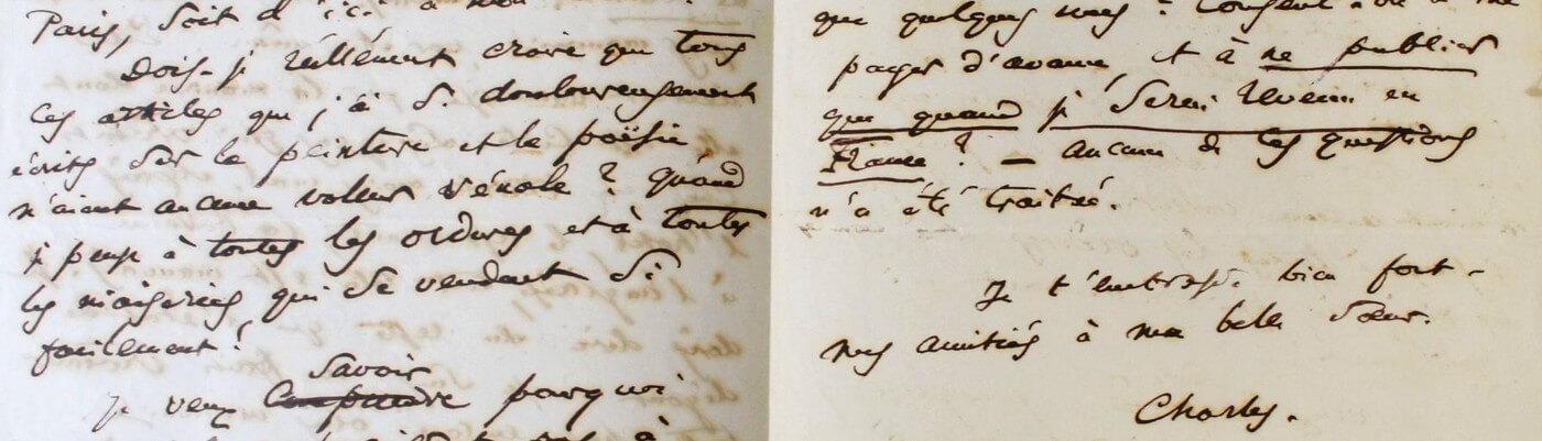 Baudelaire, tweede deel volwassen periode. Inhoudsopgave. 2. Vivienne Stringa