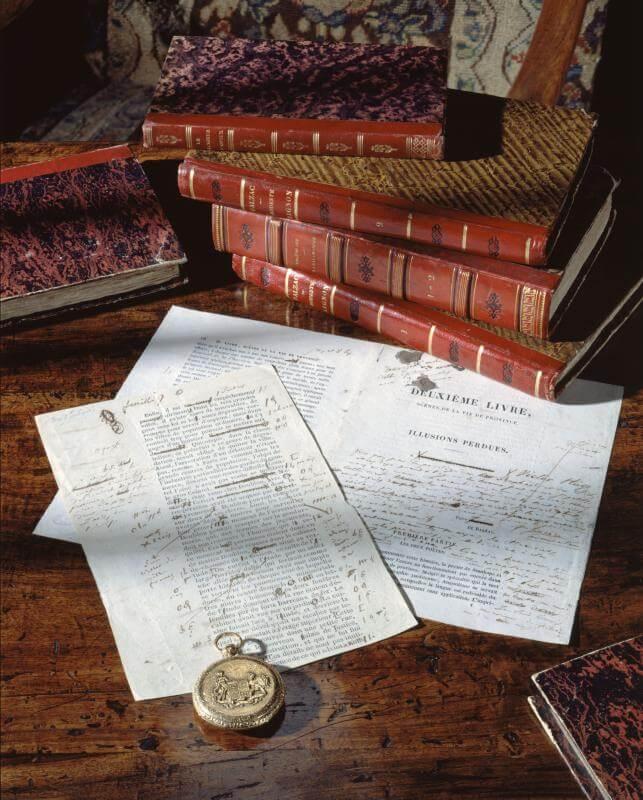 Correspondientie. Lettres à L'Étrangère (Madame Hanska) Parijs, 24 februari 1833. Honoré de Balzac. Vertaling Vivienne Stringa