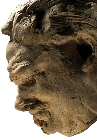 """Honoré de Balzac. Franse literaire teksten Vertalingen Vivienne, Voorwoord van La Comédie Humaine. Ursule Mirouët. Brief van """" De vreemdelinge """"."""
