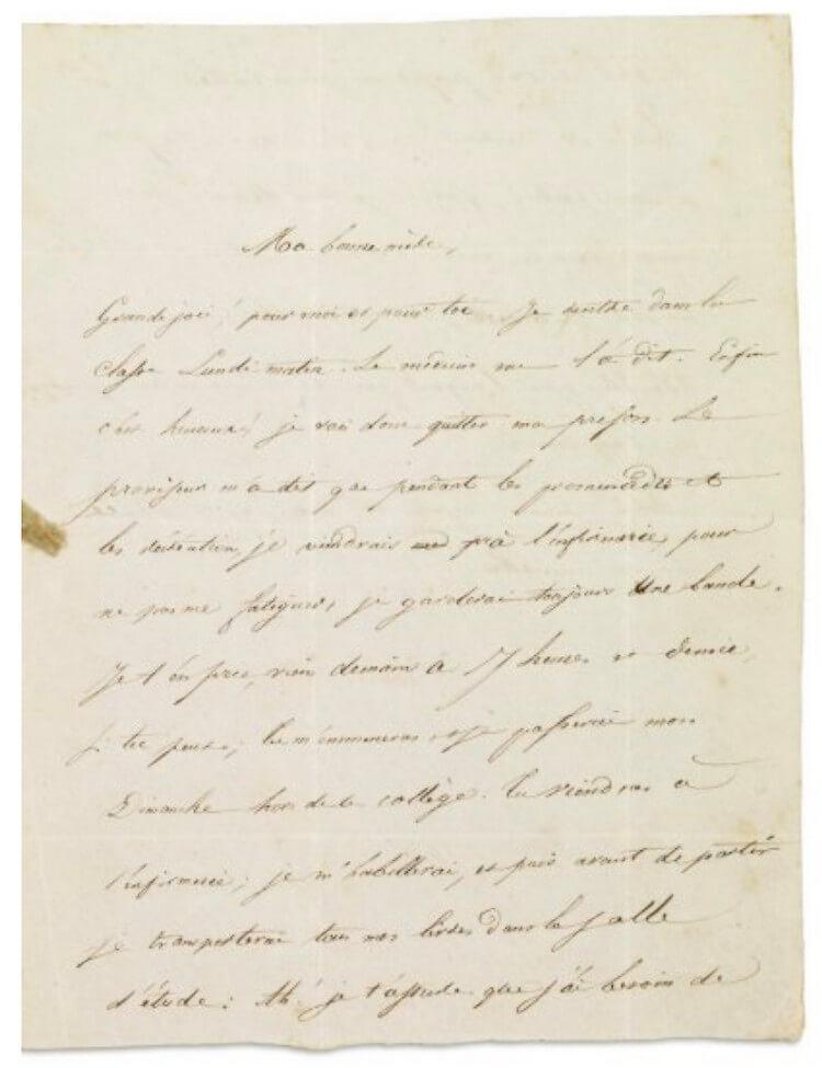 Baudelaire aan Mme Aupick. Parijs, 25 juni 1854.  Vertalingen Vivienne Stringa