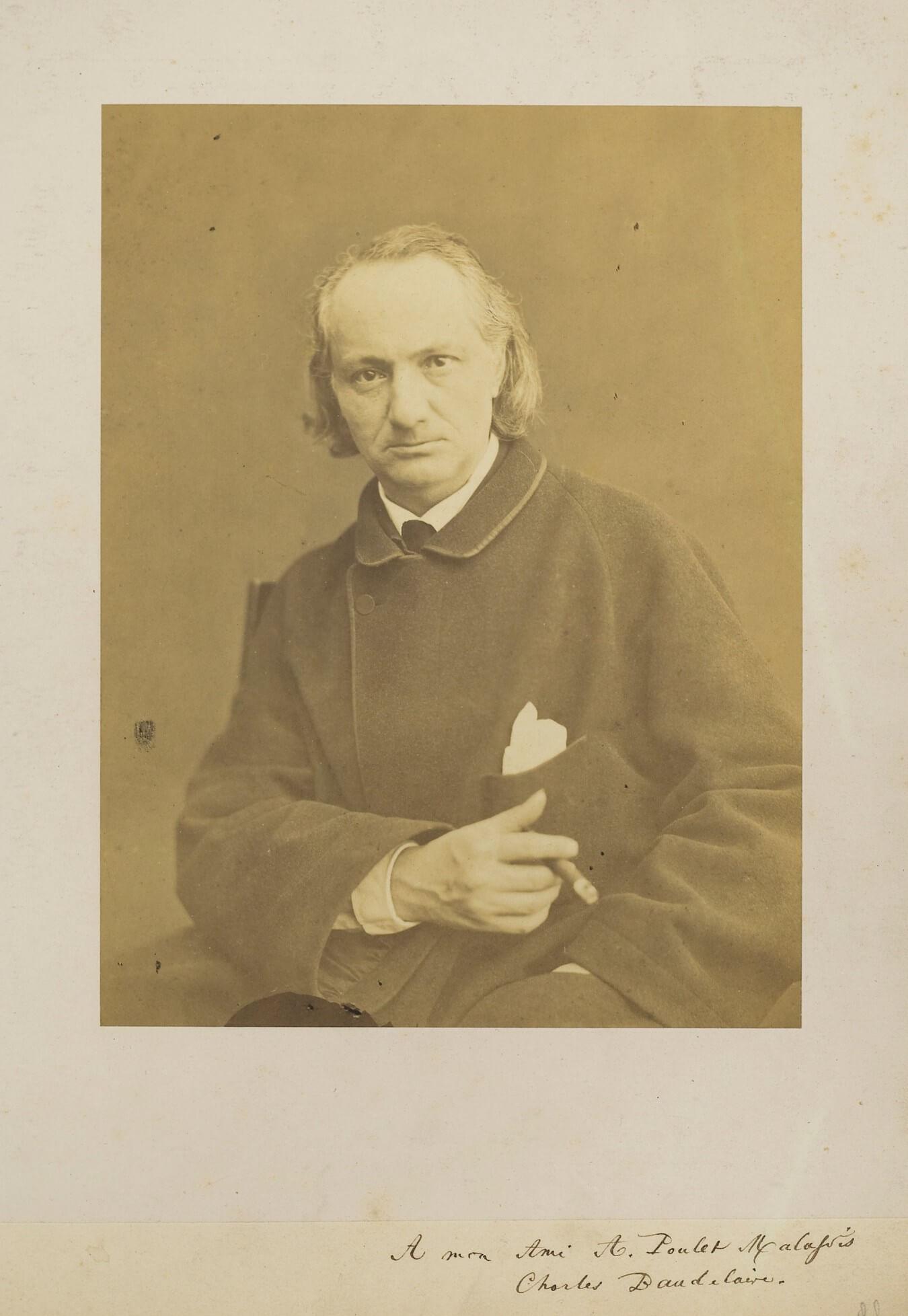 Baudelaire, Charles Neyt. Bruxelles, (1864-1866). Vertalingen Vivienne Stringa.
