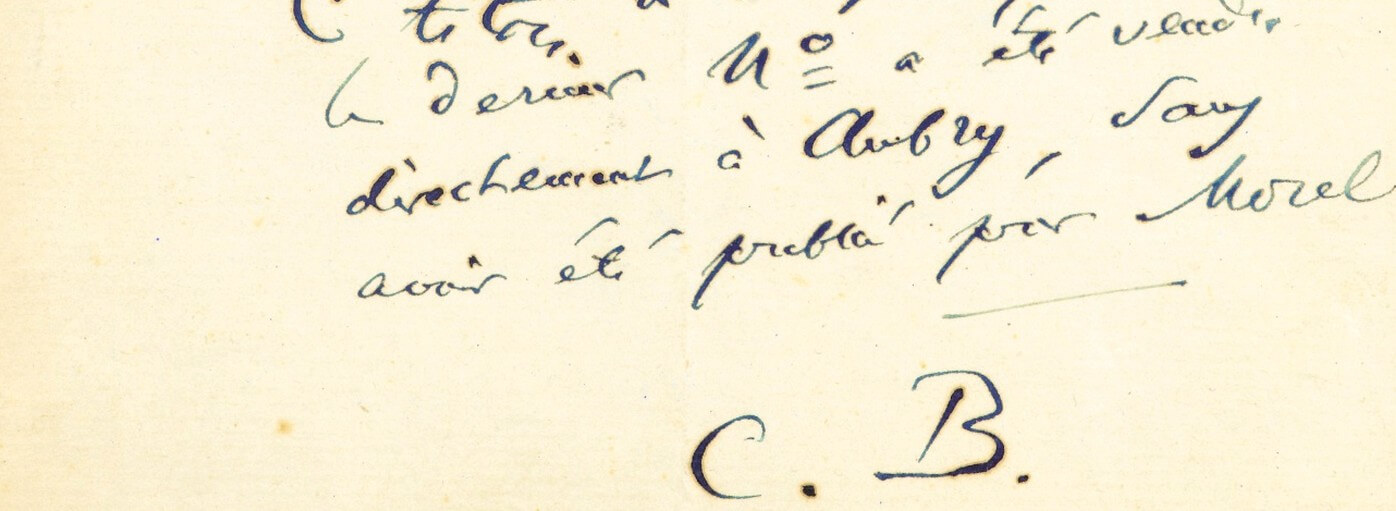 Inhoudsopgave. Correspondentie Charles Baudelaire, tweede deel volwassen periode-4. Vivienne Stringa