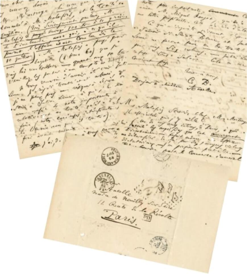 Baudelaire aan Ancelle. Brussel, donderdag 20 juli 1865.  Vertalingen Vivienne Stringa