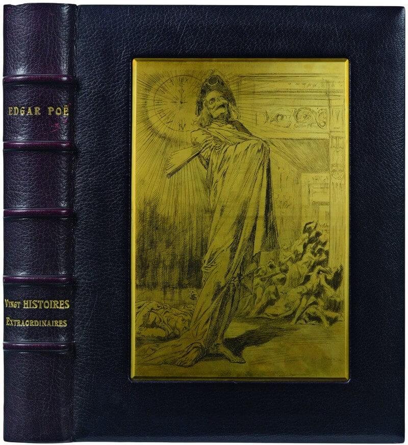 Charles Baudelaire, Edgar Poe. Alméry Lobel-Riche. Franse literaire teksten Vertalingen Vivienne Stringa.