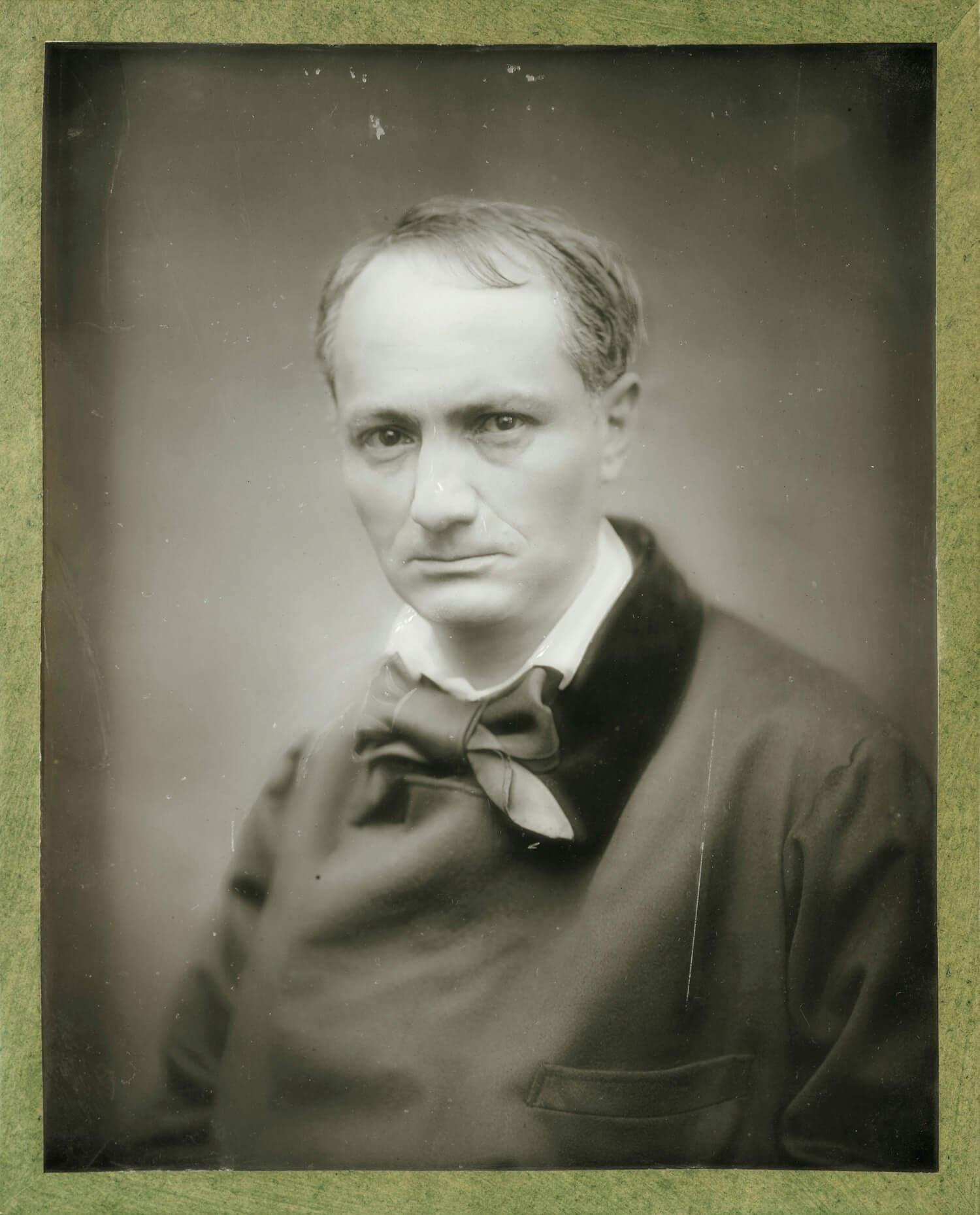Étienne Carjat (1828-1906).Correspondentie Charles Baudelaire. Vertaling correspondentie Baudelaire, vertalingen Vivienne Stringa.