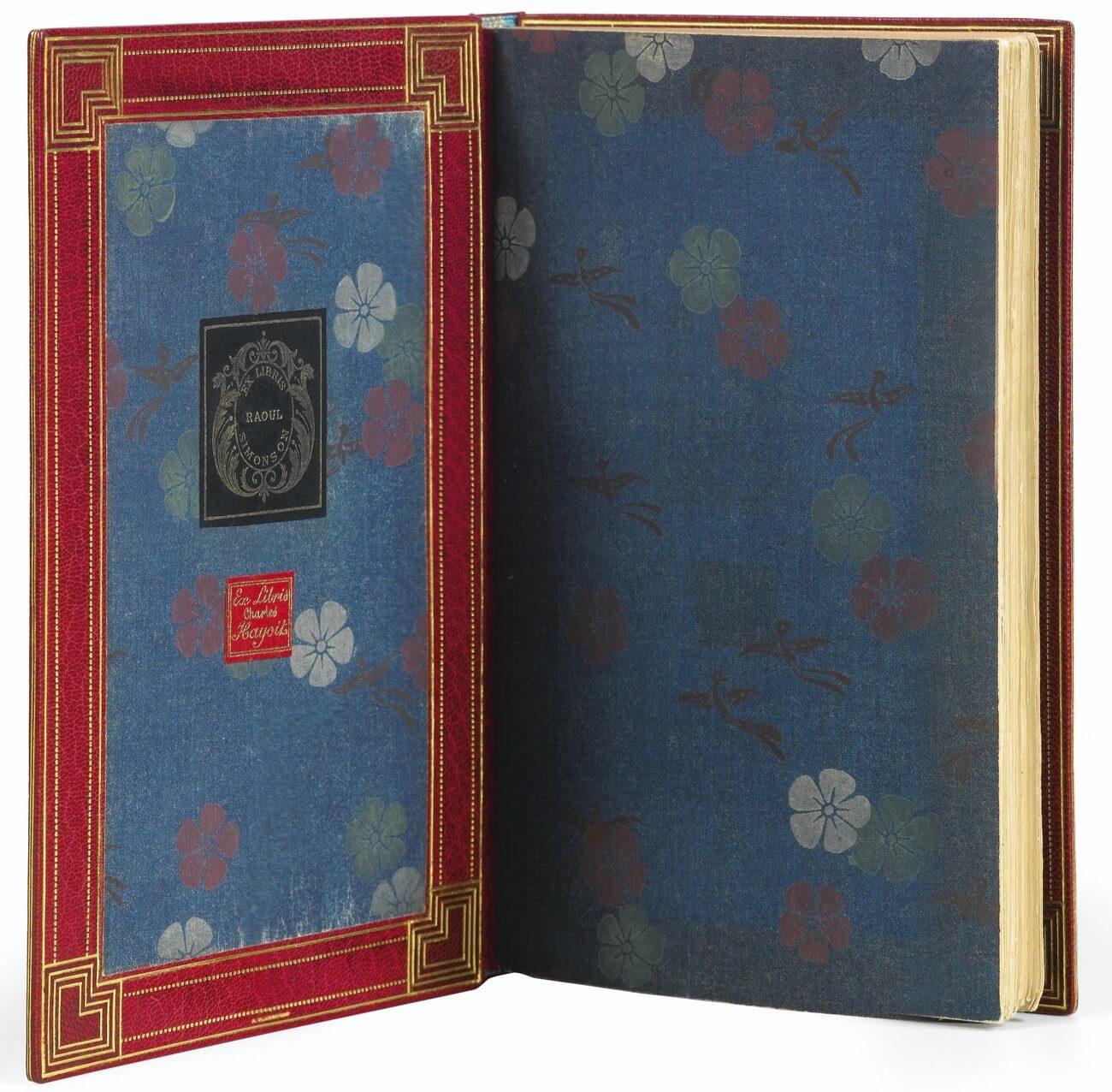 Correspondentie Charles Baudelaire. Les fleurs du mal. Parijs, Poulet-Malassis et De Broise, 1857.