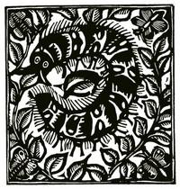Guillaume Apollinaire,Le Bestiaire, De rups. De gedichten uit le Bestiaire, het Bestiarium, zijn geïllustreerd met houtgravures van Raoul Dufy, Vertalingen, Vivienne Stringa