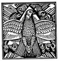 Guillaume Apollinaire,Le Bestiaire, De duif. De gedichten uit le Bestiaire, het Bestiarium, zijn geïllustreerd met houtgravures van Raoul Dufy, Vertalingen, Vivienne Stringa