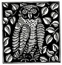 Guillaume Apollinaire,Le Bestiaire,De uil. De gedichten uit le Bestiaire, het Bestiarium, zijn geïllustreerd met houtgravures van Raoul Dufy, Vertalingen, Vivienne Stringa