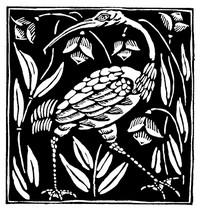 Guillaume Apollinaire,Le Bestiaire, Ibis. De gedichten uit le Bestiaire, het Bestiarium, zijn geïllustreerd met houtgravures van Raoul Dufy, Vertalingen, Vivienne Stringa