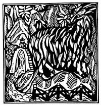 Guillaume Apollinaire,Le Bestiaire,De geit van Tibet. de gedichten uit le Bestiaire, het Bestiarium, zijn geïllustreerd met houtgravures van Raoul Dufy, Vertalingen, Vivienne Stringa