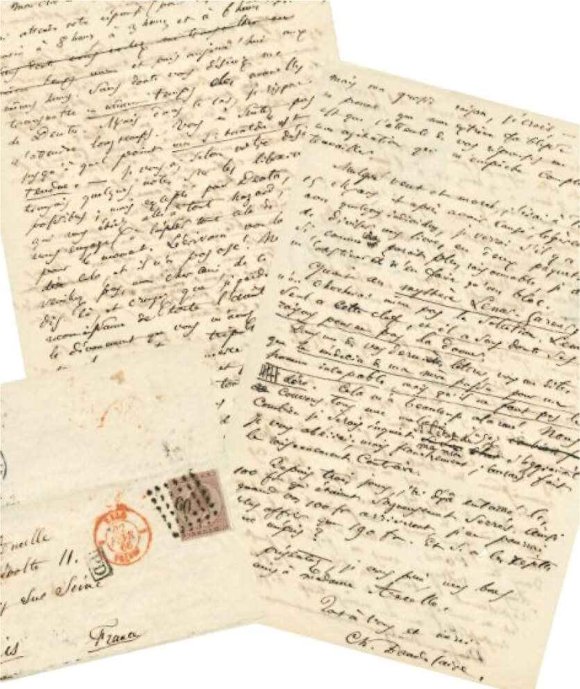 Baudelaire aan Narcisse Ancelle. Brussel, 21 februari 1866. Vertalingen Vivienne Stringa