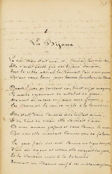 Baudelaire aan Malassis. Parijs, 11 juli 1857.  Vertalingen Vivienne Stringa