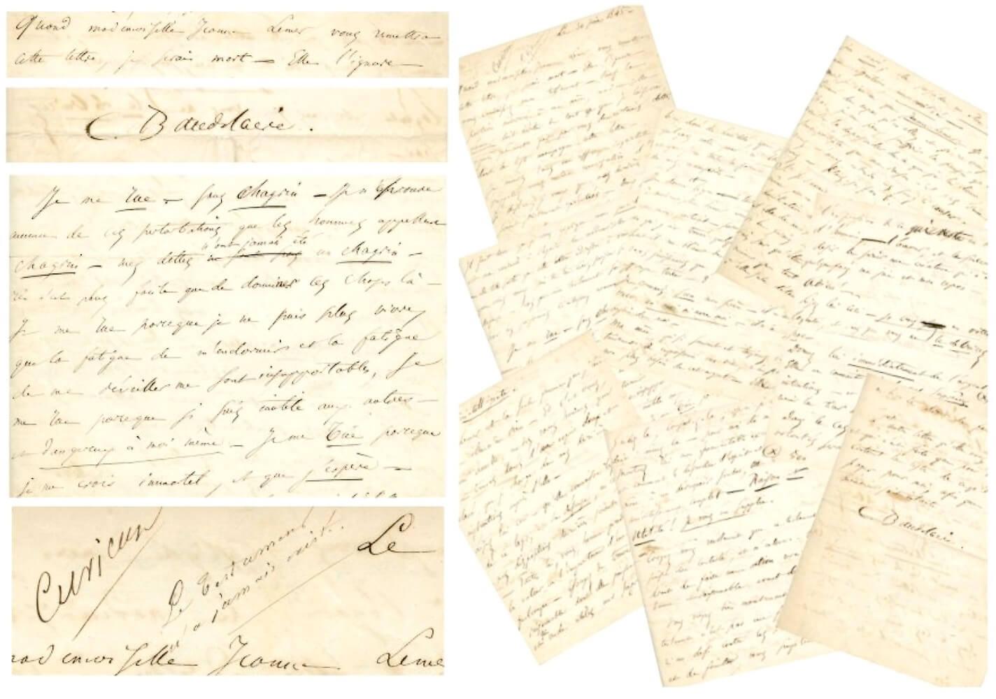 Baudelaire aan Narcisse Ancelle. Parijs, 30 juni 1845.  Vertalingen Vivienne Stringa