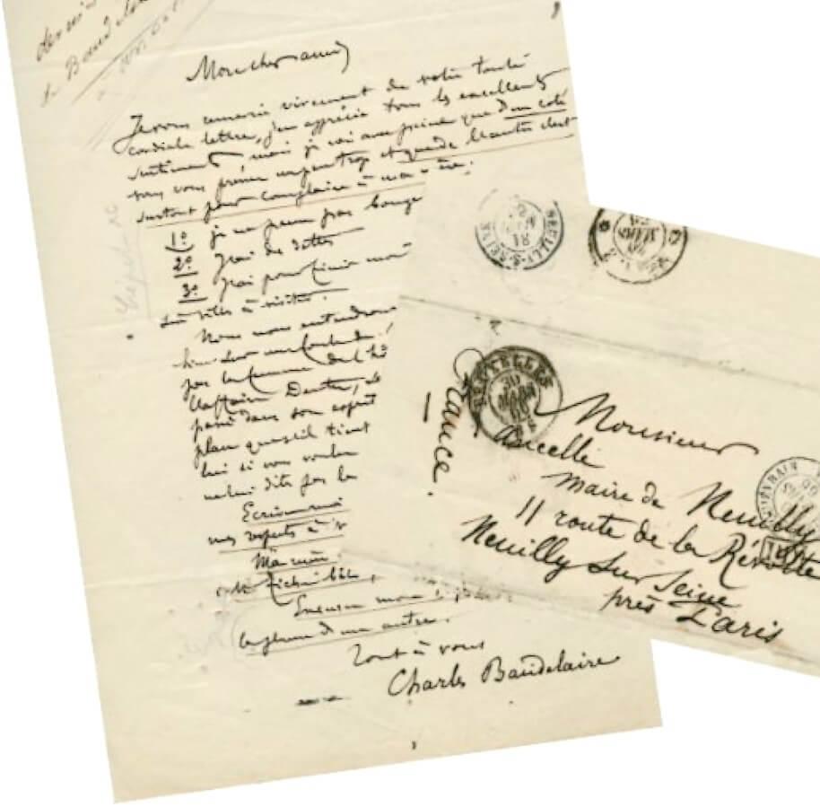 Baudelaire: België, aan Ancelle. Brussel, 30 maart 1866.  Vertalingen Vivienne Stringa