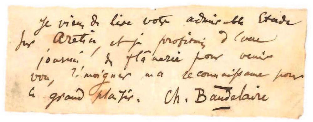 Charles Baudelaire, eerste deel volwassen periode. Inhoudsopgave. Vertaling correspondentie Baudelaire, vertalingen Vivienne Stringa