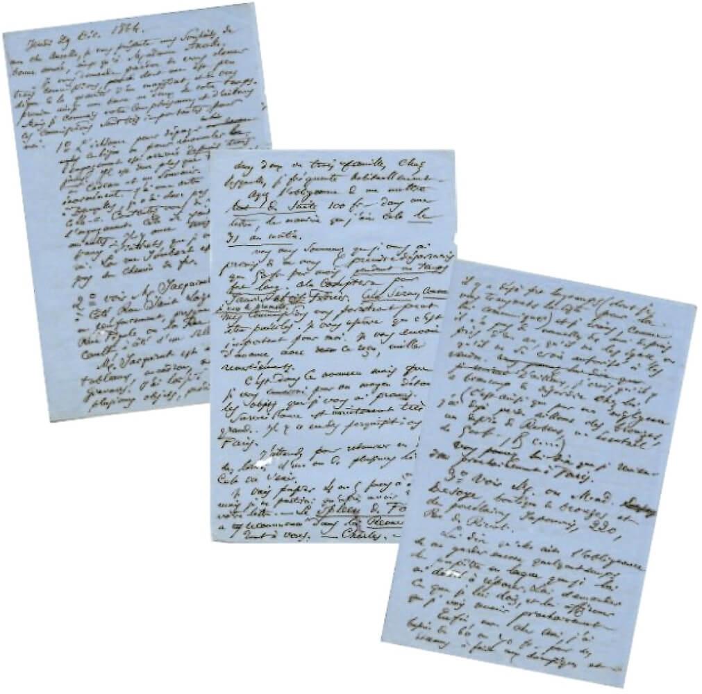 Baudelaire, Brussel,  29 december 1864. Aan Narcisse Ancelle.   Vertalingen Vivienne Stringa