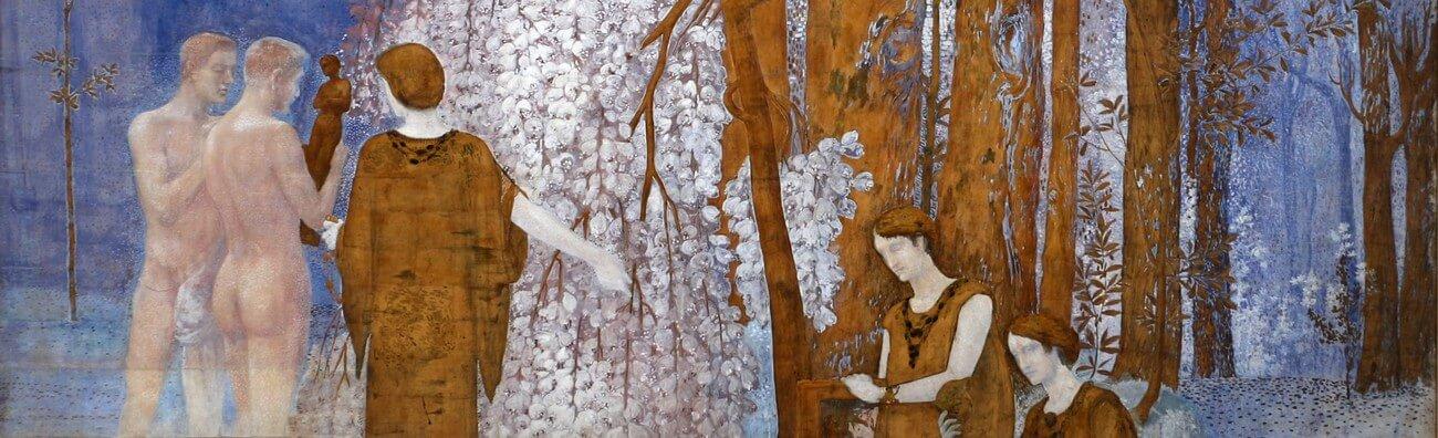 Constant Montald.Belgisch kunstschilder. Charles Baudelaire, correspondentie Brussel, België. aan Simon Raçon, Théophile Thoré, J. Rozez. Vertaling Charles Baudelaire, Vertalingen Vivienne Stringa.