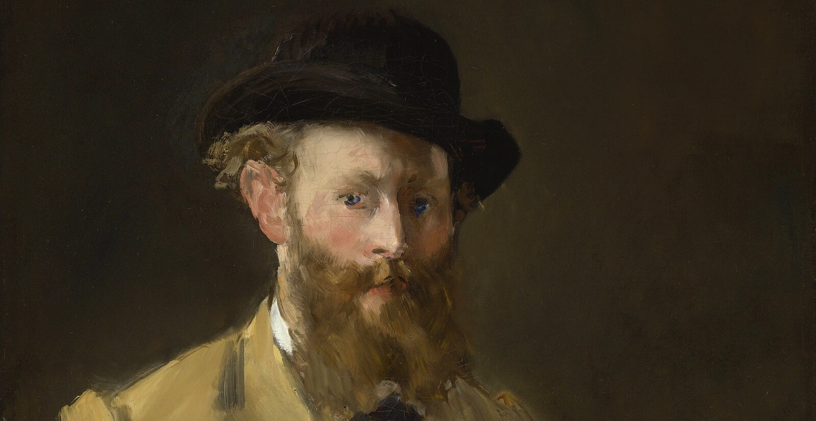Edouard Manet Brief aan Charles Baudelaire. Vertalingen Vivienne Stringa