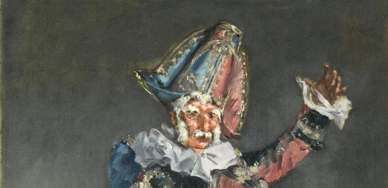 Édouard Manet. Polichinelle. Baudelaire. Brieven aan zijn moeder.Vertalingen Vivienne Stringa