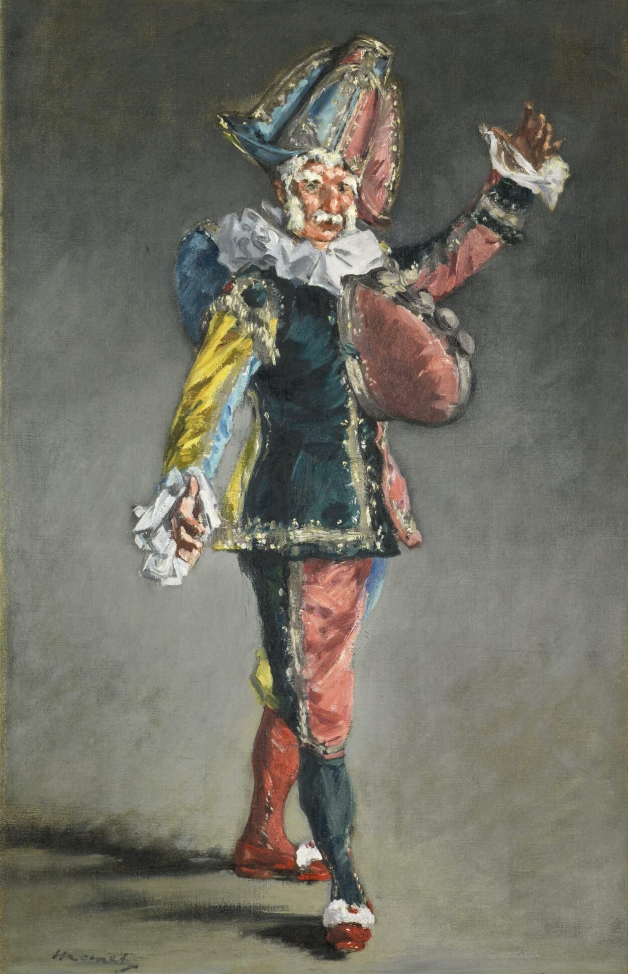 Édouard Manet. Polichinelle.  Baudelaire. Madame Aupick. Vertalingen Vivienne Stringa
