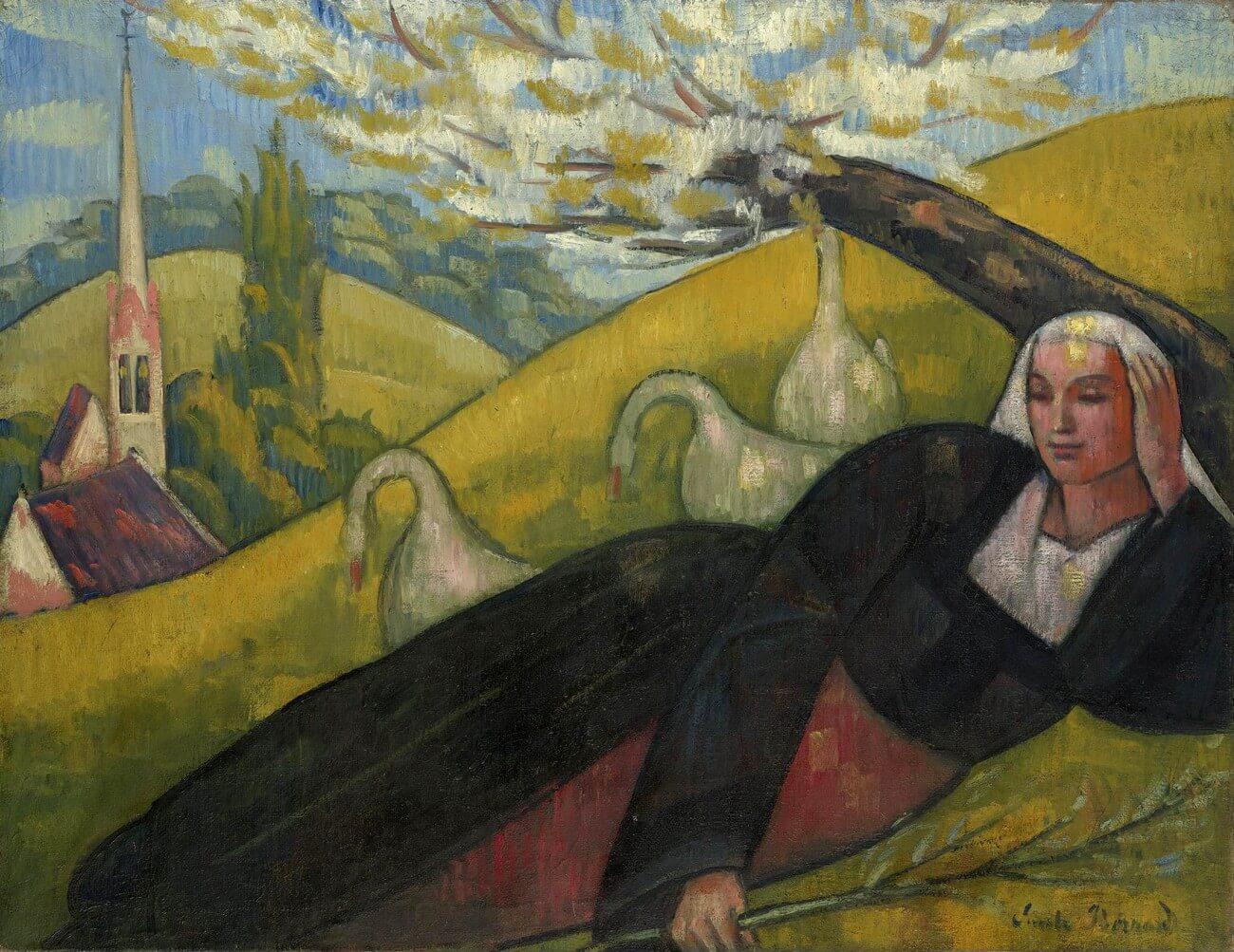 Émile Bernard, 1868 - 1941. Pont-Aven. Baudelaire. Brieven aan zijn moeder.Vertalingen Vivienne Stringa