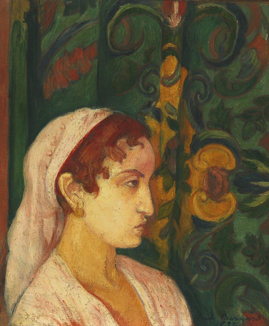 Émile Bernard, 1868 - 1941.  Baudelaire. Madame Aupick. Vertalingen Vivienne Stringa
