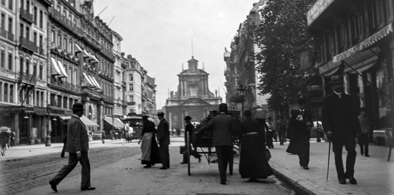 Emile-Henri t'Serstevens.Charles Baudelaire, correspondentie Brussel, België. Vertaling Charles Baudelaire, Vertalingen Vivienne Stringa.