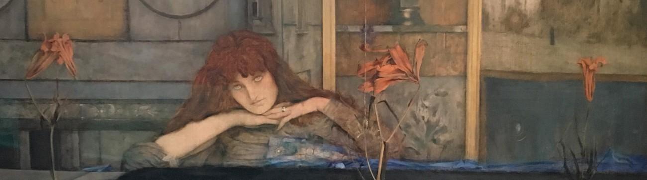 Fernand Khnopff. Charles Baudelaire : Een keuze uit zijn brieven. Brussel, België. Aan Narcisse Ancelle. 25 februari 1865 vertalingen Vivienne Stringa