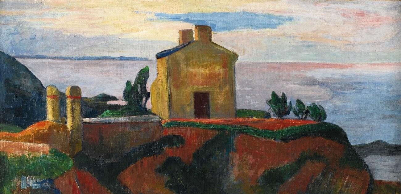 Paul Gauguin 1848 - 1903. La maison du pendu. Baudelaire. Brieven aan zijn moeder.Vertalingen Vivienne Stringa