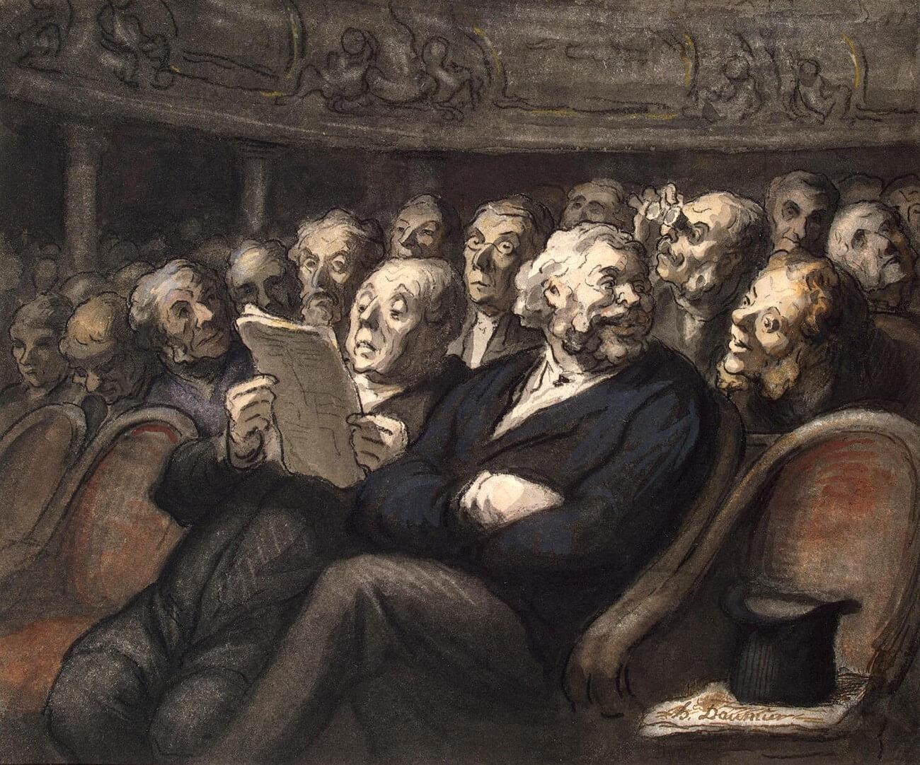 Honoré Daumier. Baudelaire. Brieven aan zijn moeder. Vertalingen Vivienne Stringa