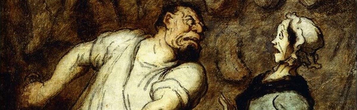 Alphonse de Lamartine. Mijn afschuw van slagers. Mon horreur des bouchers. Vivienne Stringa
