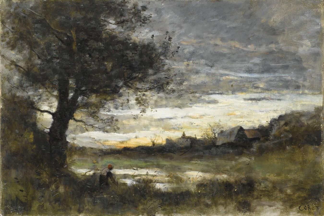 Jean-Baptiste-Camille Corot .Baudelaire. Brieven aan zijn moeder.Vertalingen Vivienne Stringa