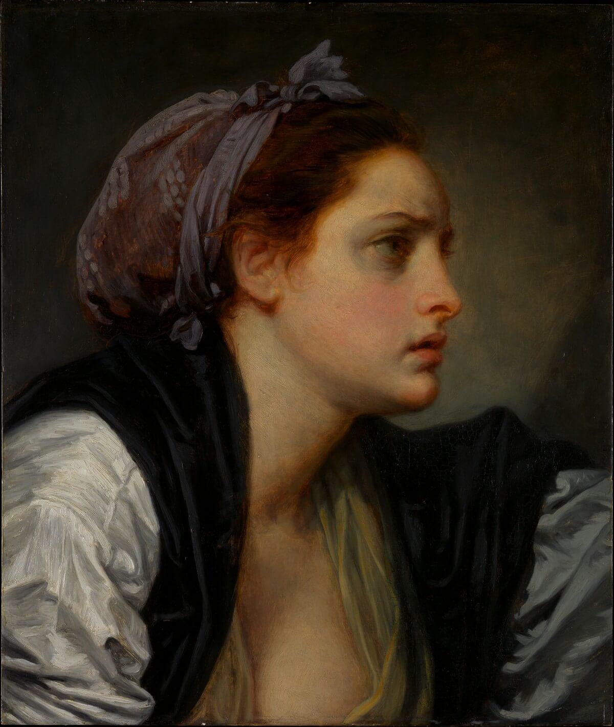 Jean-Baptiste Greuze. Baudelaire. Brieven aan zijn moeder. Vertalingen Vivienne Stringa