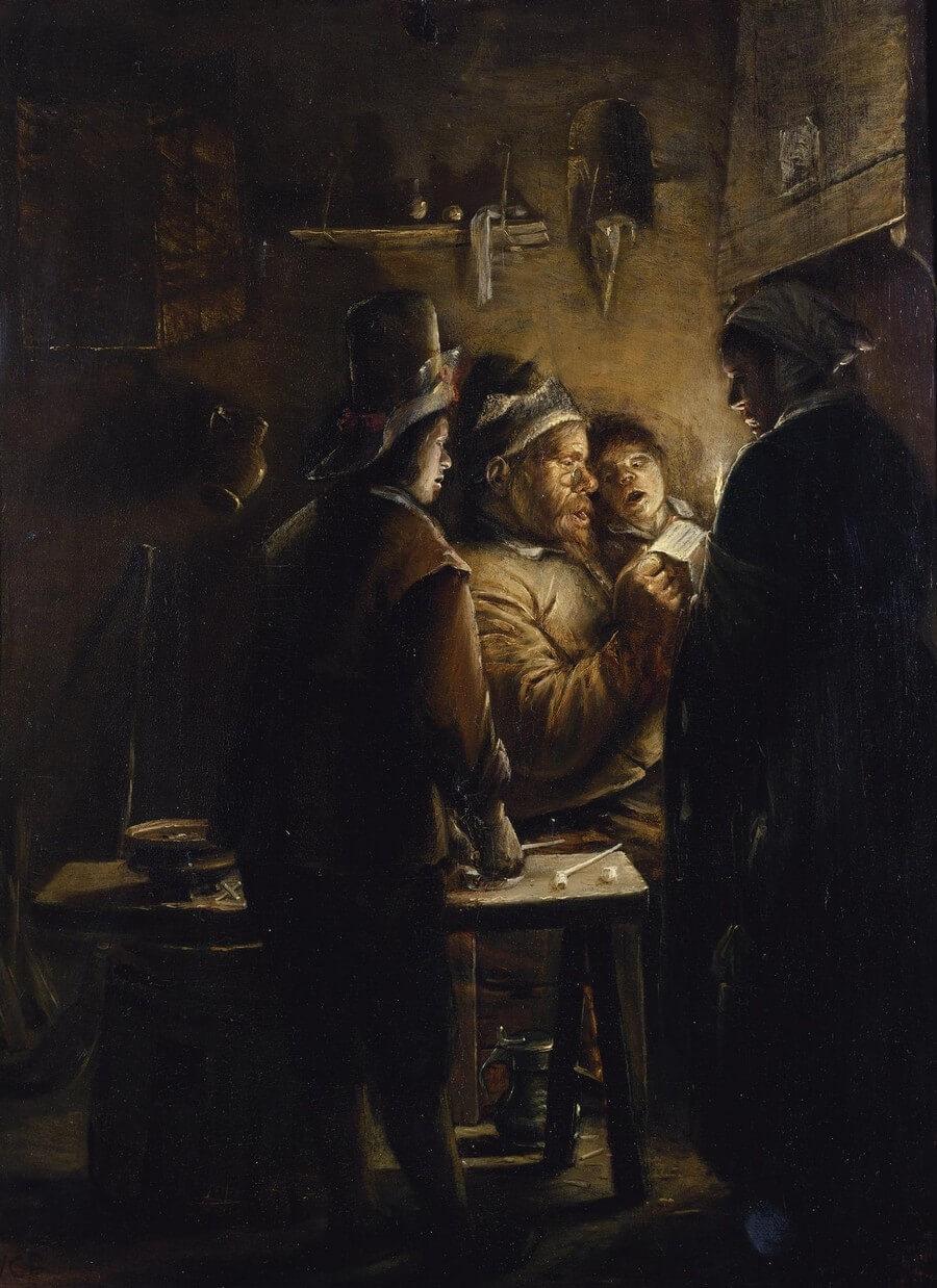 Joos van Craesbeeck. 1605-1661. Belgisch kunstschilder.Charles Baudelaire, correspondentie Brussel, België.  Vertaling Charles Baudelaire, Vertalingen Vivienne Stringa.