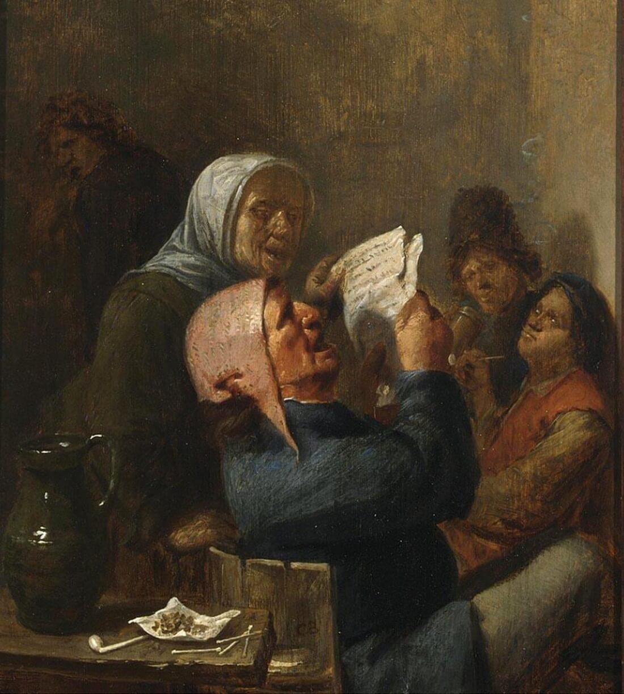 Joos van Craesbeeck.Charles Baudelaire, correspondentie Brussel, België.Vertaling Charles Baudelaire, Vertalingen Vivienne Stringa.