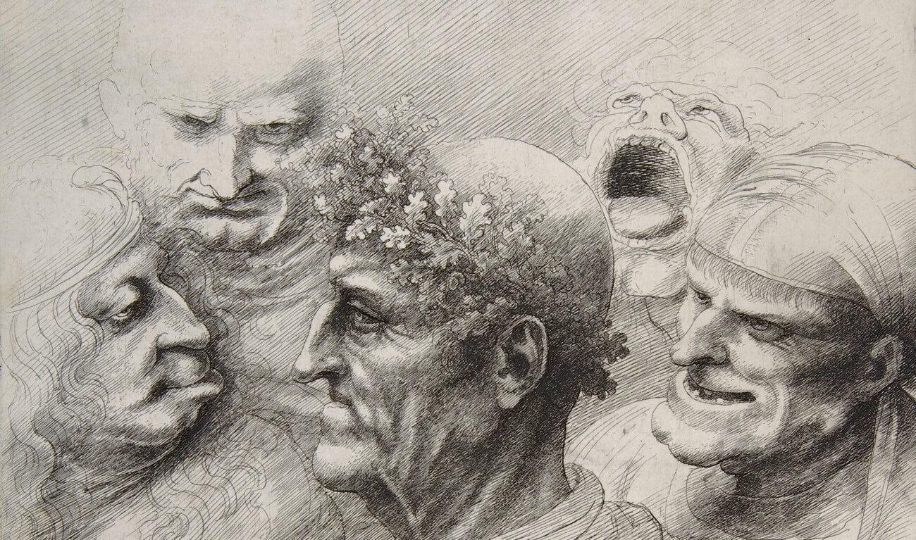 Léonard de Vinci, 1452-1519. Baudelaire. Brieven aan zijn moeder. Vertalingen Vivienne Stringa