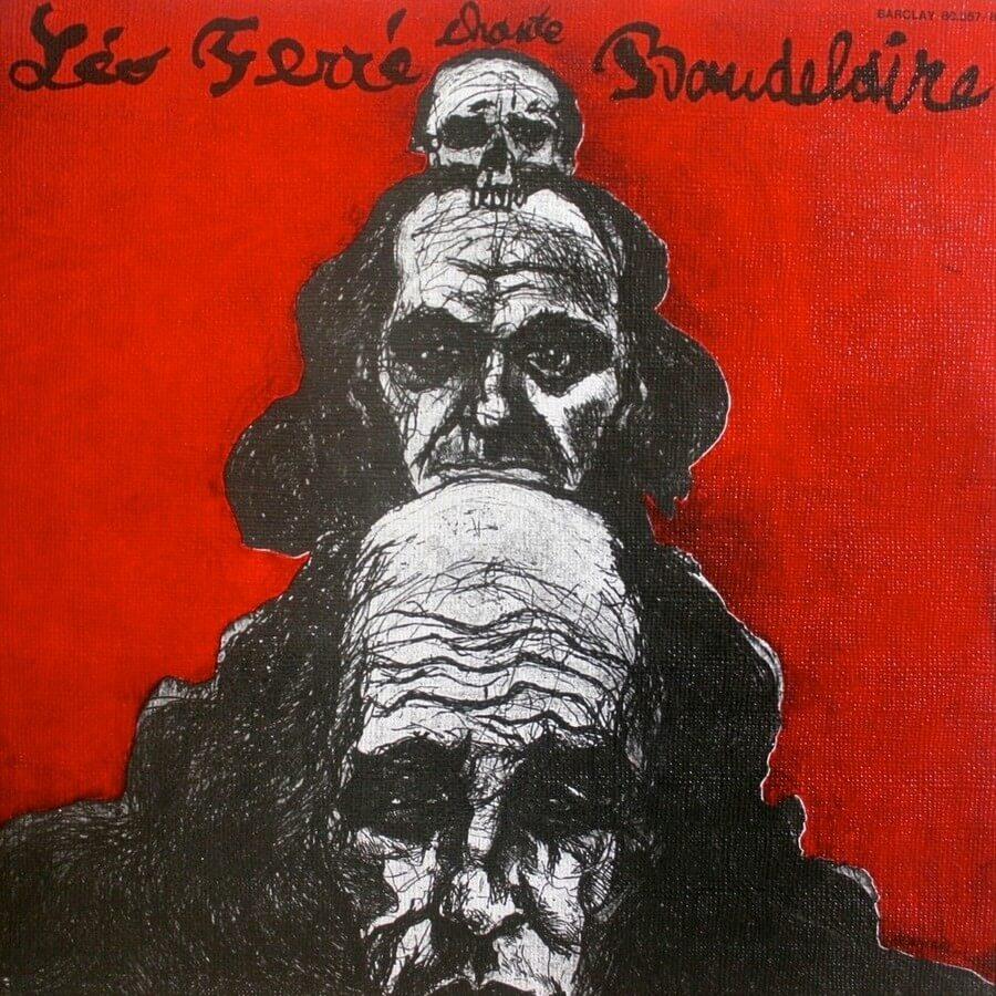 Charles Baudelaire, Les bijoux. Léo Ferré chante Baudelaire.Les Fleurs du Mal. Charles Baudelaire Paris, Poulet-Malassis et de Broise, 1857.  Vertalingen Vivienne Stringa.
