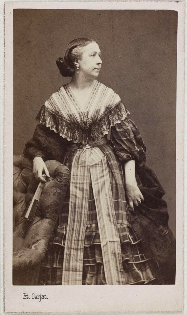 Charles Baudelaire, Brussel, Madame Paul Meurice 1870/1875. Étienne Carjat.1828-1906. Franse literaire teksten Vertalingen Vivienne Stringa.
