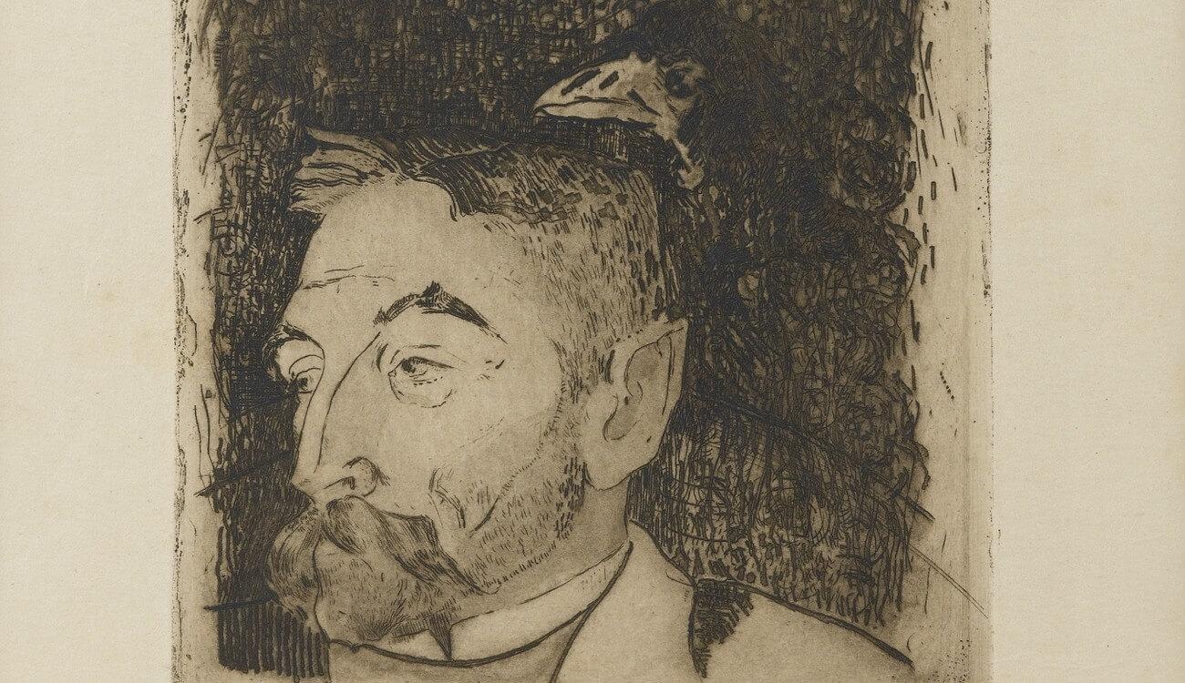 Portrait de Stéphane Mallarmé au corbeau. Baudelaire. Brieven aan zijn moeder.Vertalingen Vivienne Stringa