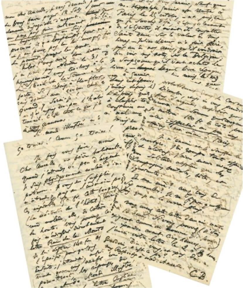 Baudelaire:  België, aan Ancelle. 30 november 1865. Vertalingen Vivienne Stringa