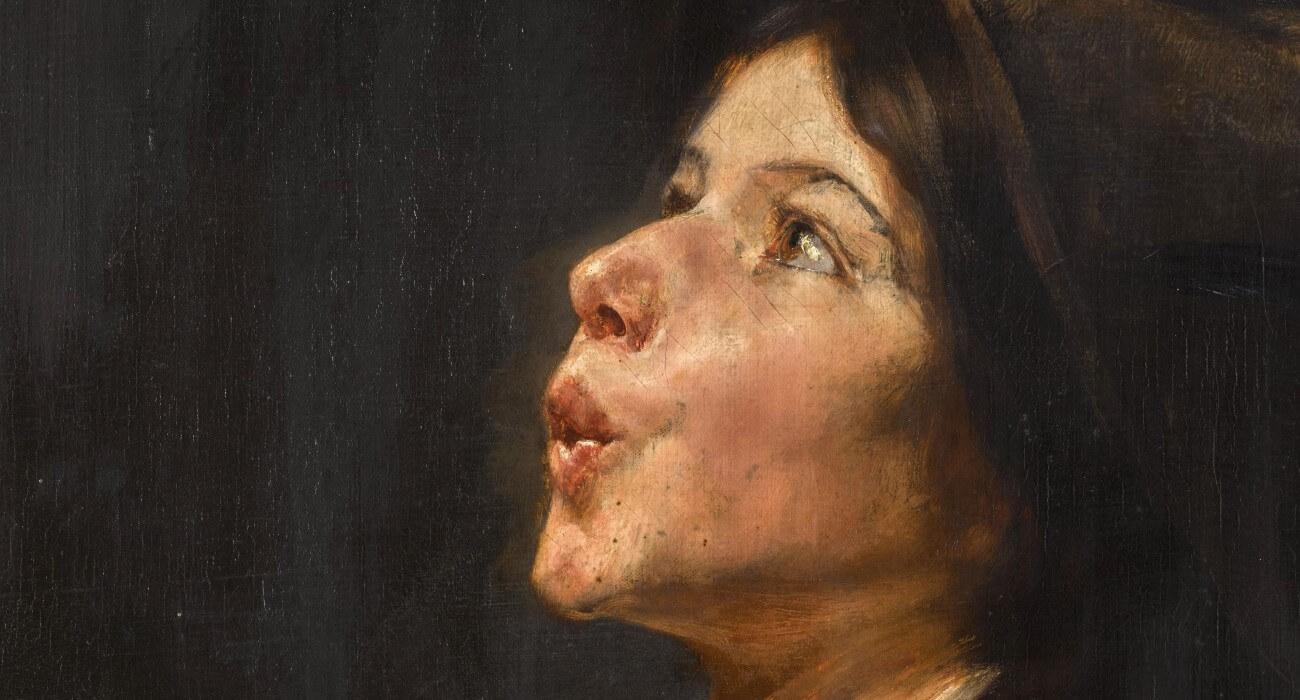 Nikolaos Gyzis. Charles Baudelaire. Madame Aupick.Vertalingen Vivienne Stringa