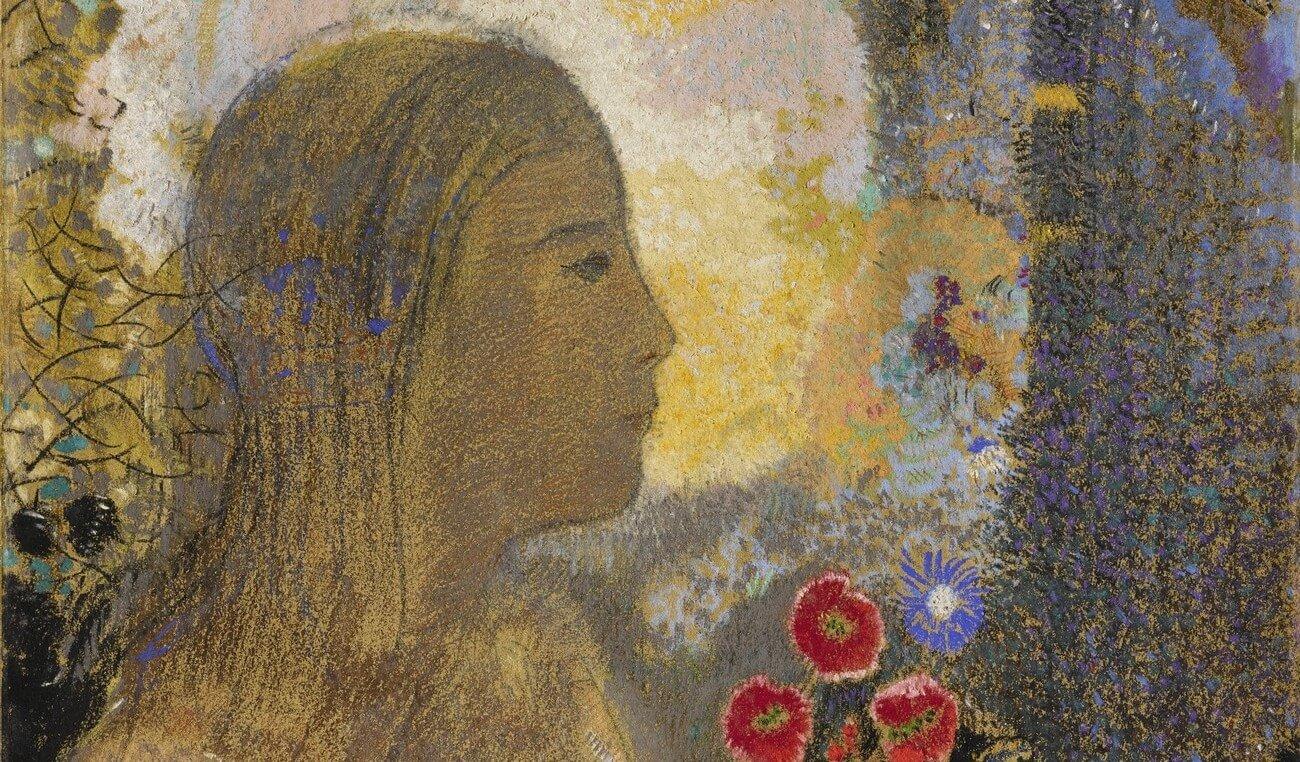 Odilon Redon.Charles Baudelaire. Brieven aan zijn moeder. Lyon, 6 februari 1834. Madame Aupick.  Correspondentie Charles Baudelaire. Vertalingen Vivienne Stringa