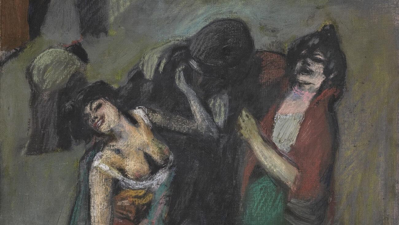 Pablo Picasso, 1881 — 1973. Morphinomanes. Baudelaire. Brieven aan zijn moeder.Vertalingen Vivienne Stringa