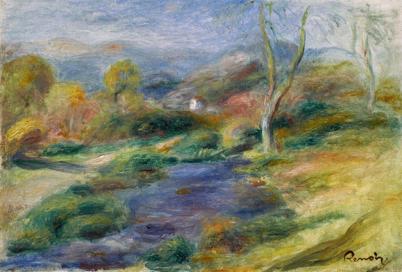 Auguste Renoir. Baudelaire. Brieven aan zijn moeder. Vertalingen Vivienne Stringa