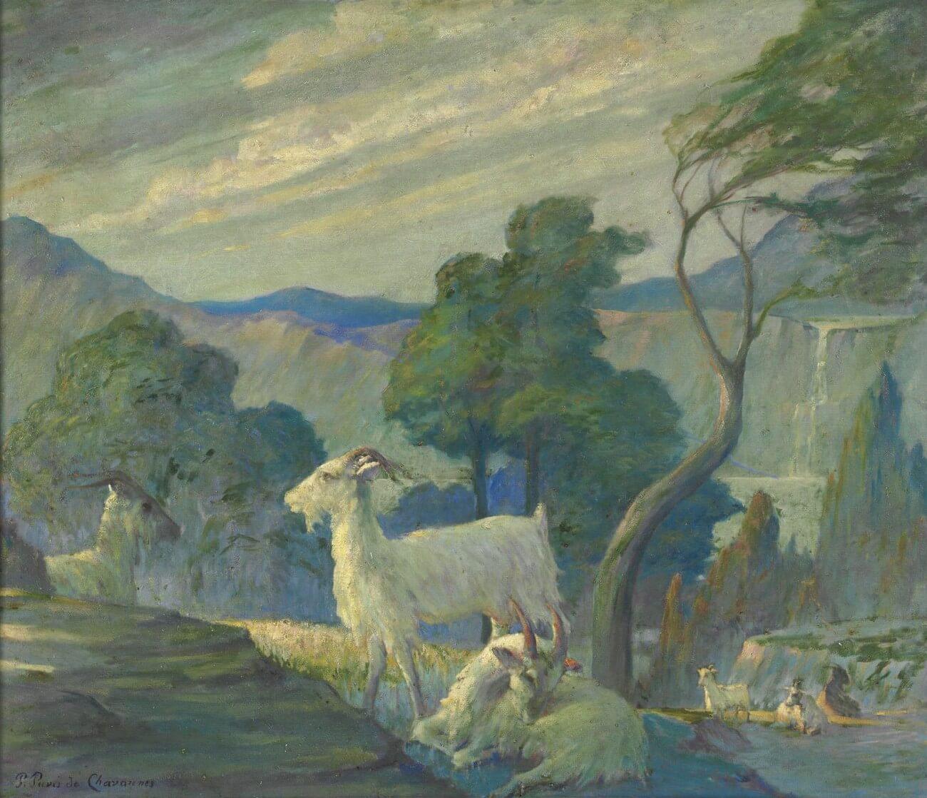 Pierre Puvis de Chavannes, 1824 — 1898. Baudelaire. Brieven aan zijn moeder.Vertalingen Vivienne Stringa
