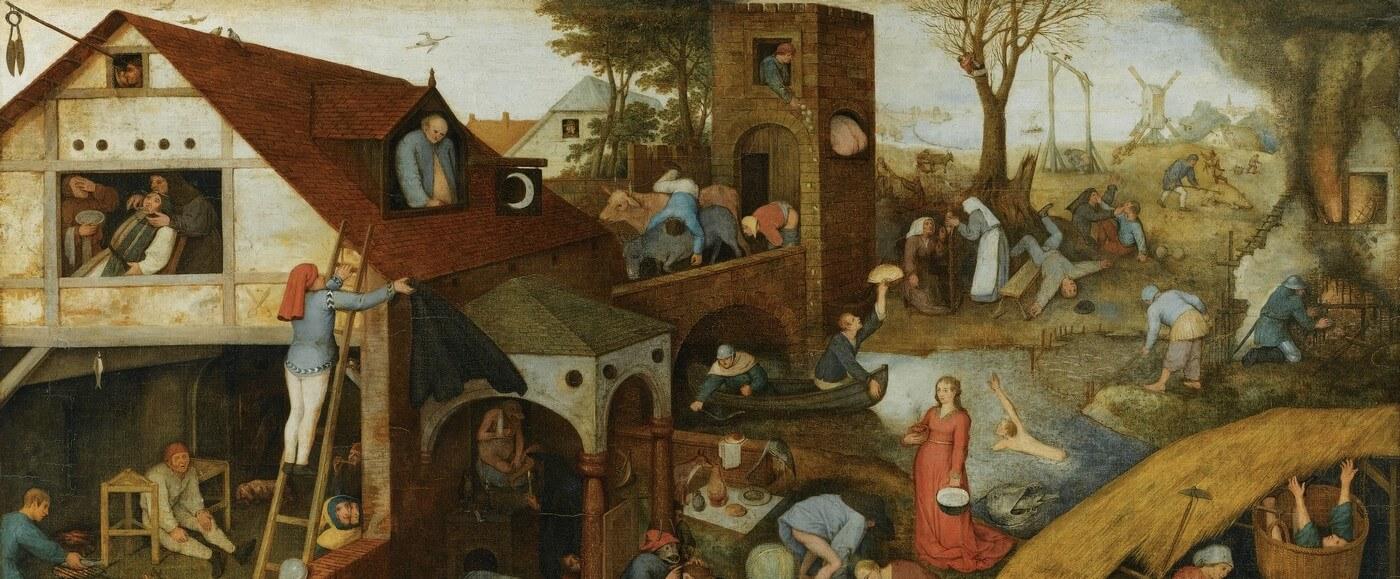Pieter Brueghel de Oude.Charles Baudelaire, correspondentie Brussel, België. Vertaling Charles Baudelaire, Vertalingen Vivienne Stringa.