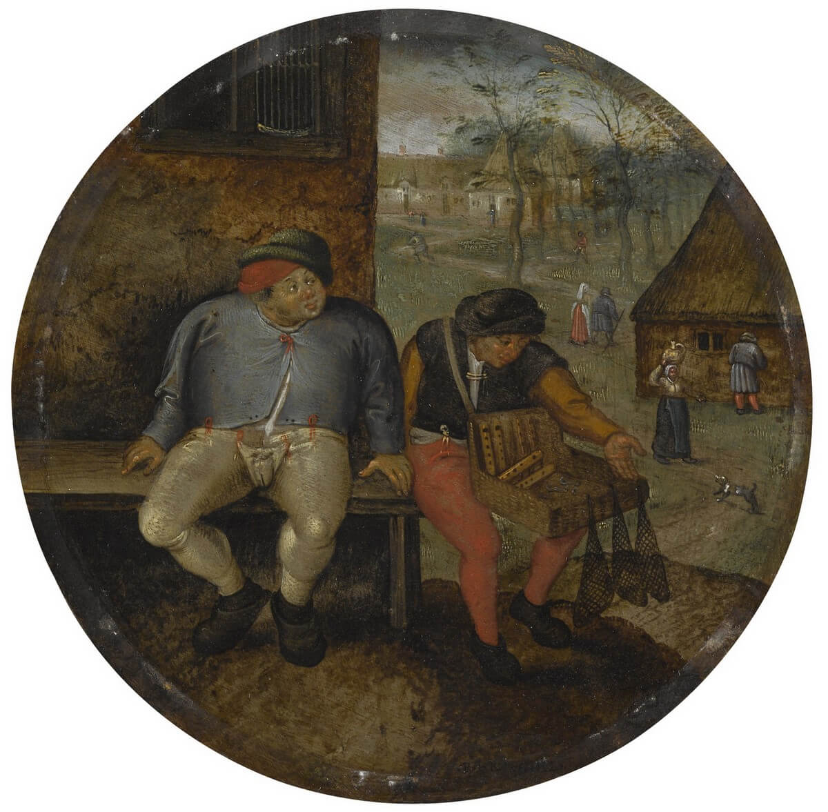 Pieter Brueghel de jonge.Charles Baudelaire, correspondentie Brussel, België.Vertaling Charles Baudelaire, Vertalingen Vivienne Stringa.